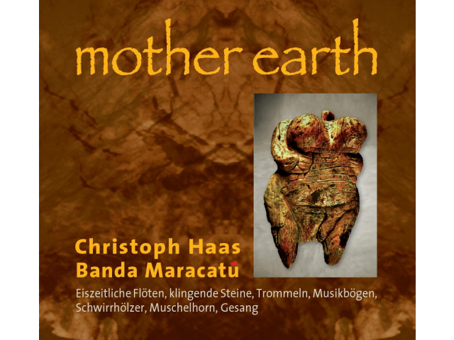 CD Mother Earth, Christoph Haas