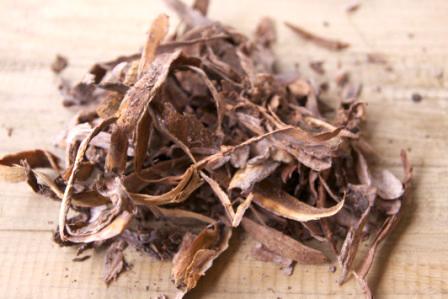 Styraxbaumrinde